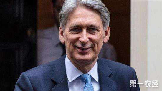"""英国""""脱欧""""延期至10月31日 财政大臣表示为此已花40亿英镑"""