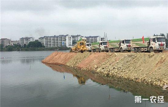 四川省加强水环境治理 助力乡村振兴建设