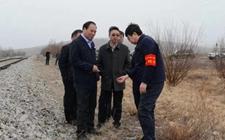 陈佰山带工作组调研森林防灭火和产业发展工作