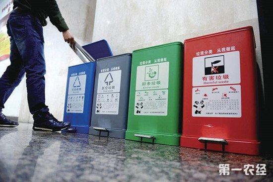 上海7月1日起实施生活垃圾管理条例 垃圾分类处理有法可依