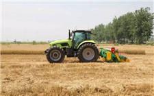安徽省制定农业机械化目标:2020年实现主粮作物全程机械化