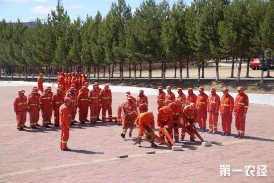 国家林草局防火小组深入大兴安岭防火