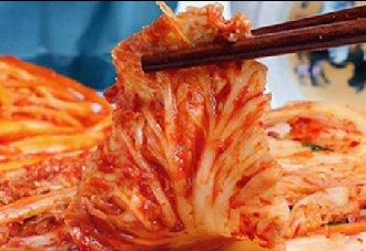 吉林延边朝鲜族知名特产——延边辣白菜