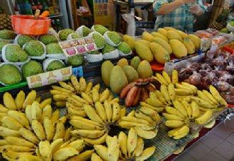 台湾水果已进入安徽市场 满足市民日常需求