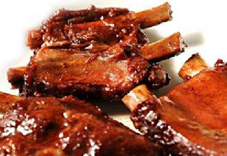 江苏传统特色名菜——无锡酱排骨