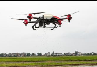 极飞无人机播种试验见成效,传统农业将再迎新变革