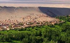 坚持绿色理念防治土地荒漠化,共同建设美丽的地球家园