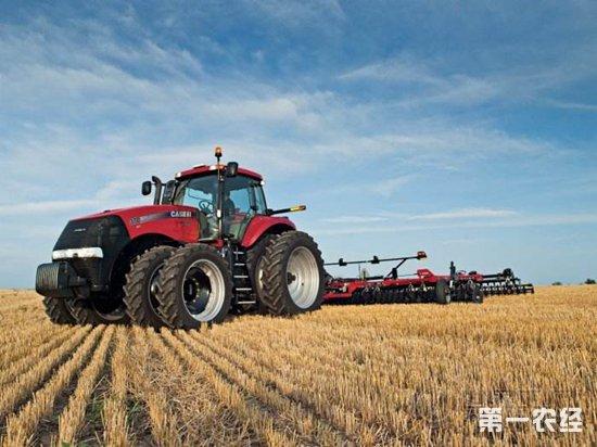 """农业机械承担和完成了山东省95%以上的""""三夏""""生产任务"""