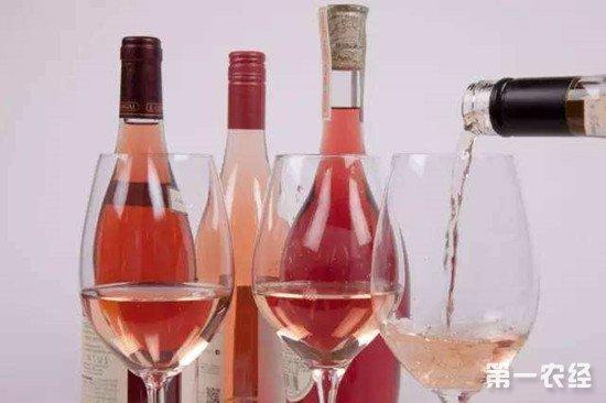桃红葡萄酒是怎么制作的?桃红葡萄酒的颜色来源