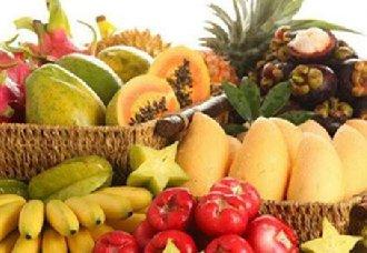 海南儋州大力发展热带水果种植业 可增加果农经济来源
