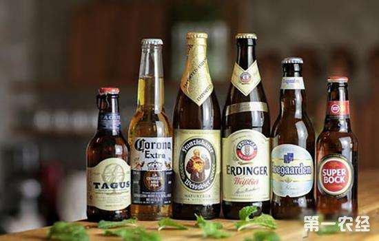 天津港进口啤酒数量猛增94.3%