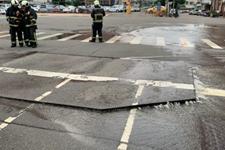 台湾宜兰发生6.4级地震:震感强烈地面隆起 专家称或有大震
