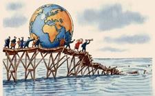 全球经济增长前景或将恶化 贸易争端损害是一大影响因素
