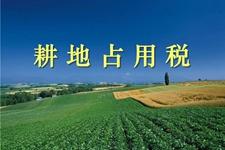 甘肃省出台新耕地占用税税额标准 明确各地区耕地占用税适用税额