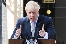 """英国首相提出新""""脱欧""""协议 欧盟表示接受""""无协议脱欧"""""""