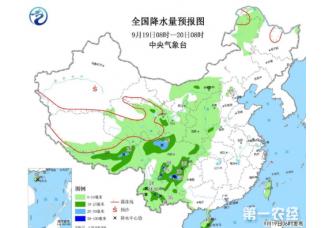 青藏高原有较强的雨雪 局部多阴雨天气