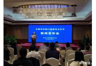 第37届菊花文化节10月18日中国开封举行
