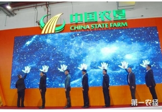 良农嫁稻 天下食安——中国农垦新品牌良农嫁稻在第十七届农交会首发