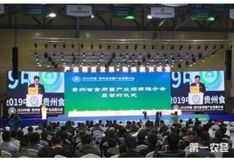 2019中国·贵州食用菌产业发展大会39个项目签约 投资总额32.128亿元