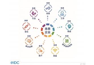 IDC:9大维度,引领瞬息万变的科技数字化T台
