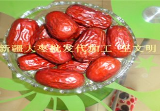 新疆大红枣批发厂家